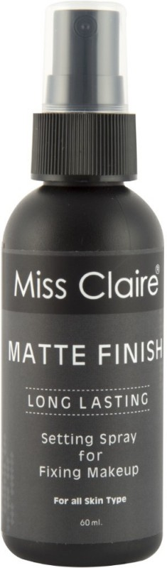 Miss Claire Fixing Spray for Makeup 01 Matte Finish Primer - 60 ml(NA)