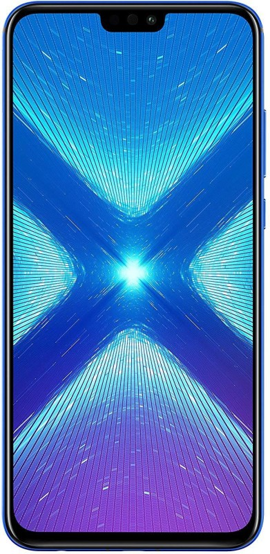 Honor 8X (Blue, 128 GB)(6 GB RAM)