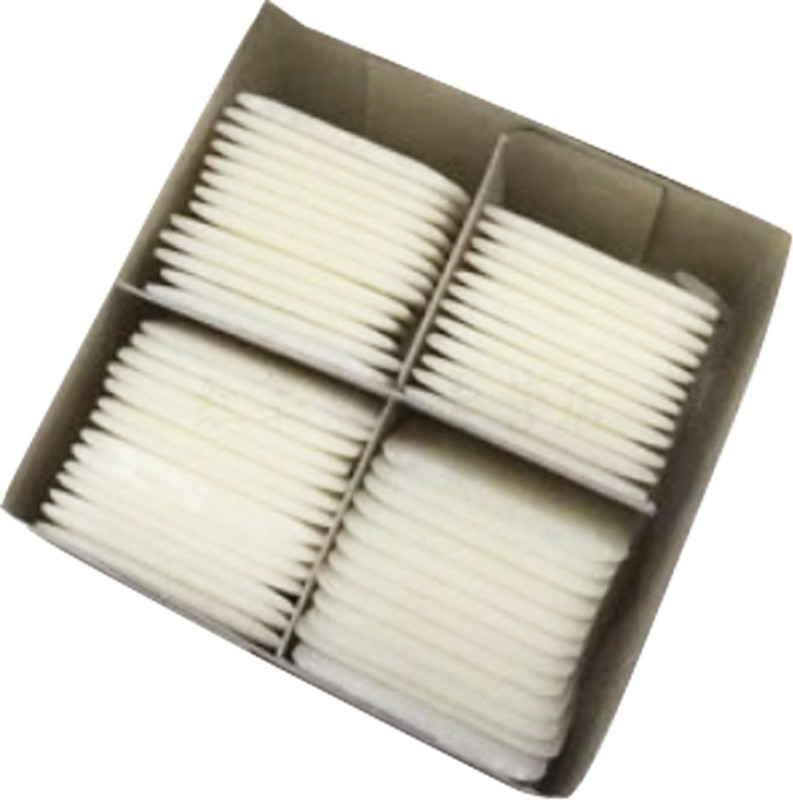 Aakriti Cut-Free Invisible Wax Chalk for Writing Marking on Fabric, Cloth, Shoes-50 pcs Tailor Chalk(Pack of 50)