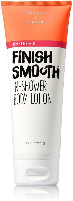 Bath & Body Works Finish Smooth In ,Shower Body Lotion(226 g)