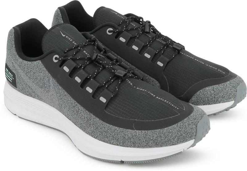 Nike ZOOM WINFLO 5 RUN SHIELD Running Shoe For Men(Grey)