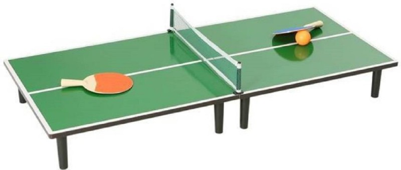 KIDLAND Stationary Indoor Table Tennis Table(Mullti Color)