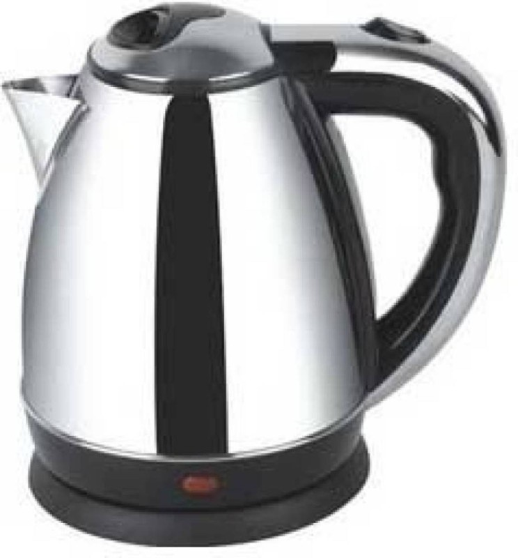 futurezone Longlife Durable12 Electric Kettle(1.8 L, Silver)
