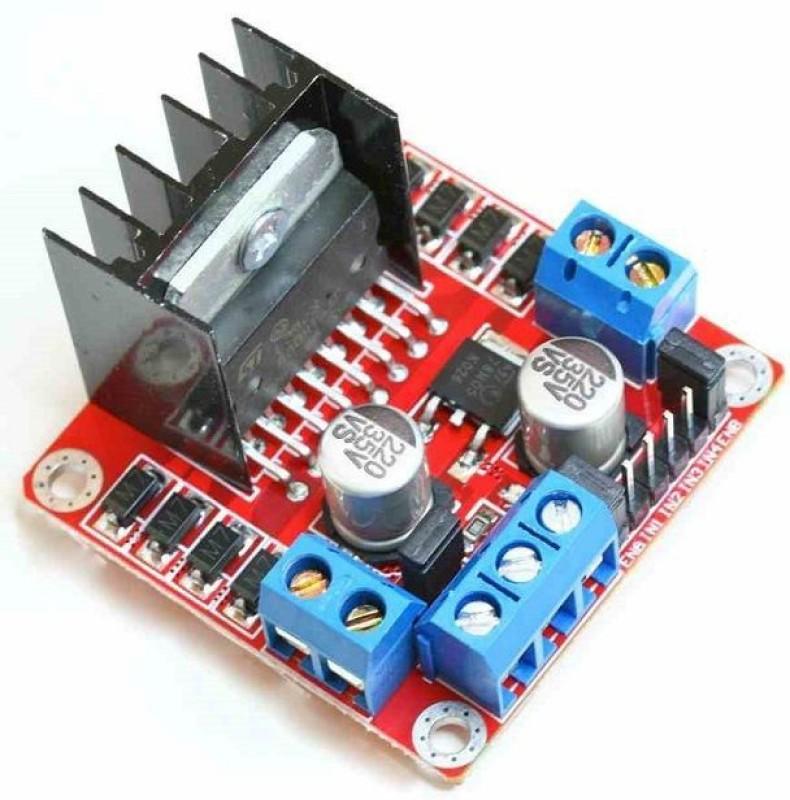 Robokitshop L298N Micro Controller Board Electronic Hobby Kit