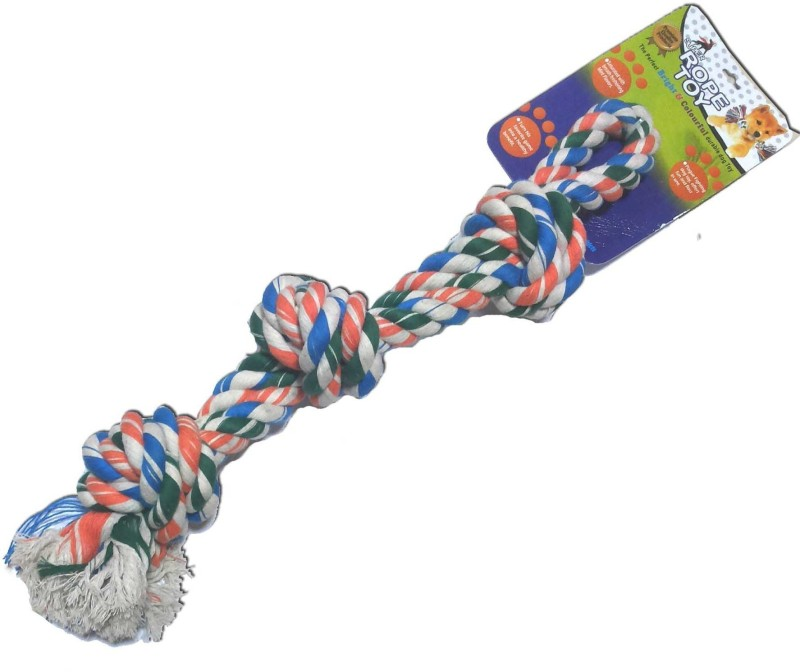 Super Dog Cotton Bone X_large Cotton Chew Toy For Dog
