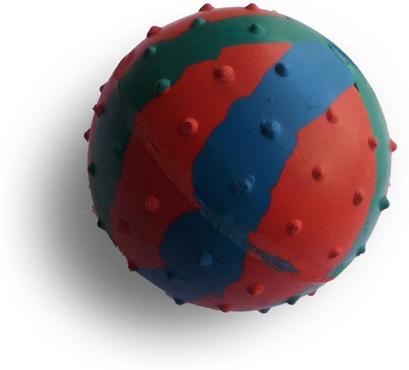 Super Dog Soild Ball Medium Rubber Ball For Dog