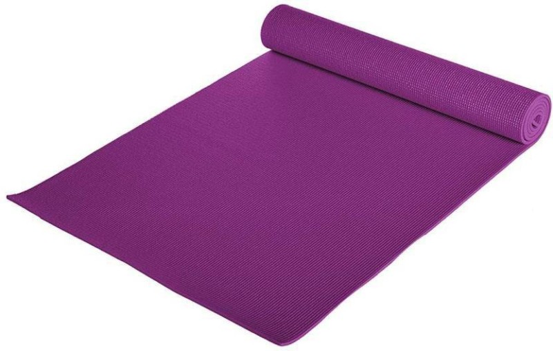 Klassy Strong Fitness Yoga mat Purple -0A2D2 Purple 5 mm Exercise & Gym Mat