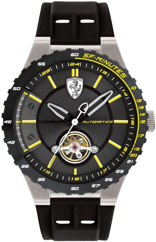 Scuderia Ferrari 0830365 Analog Watch - For Men