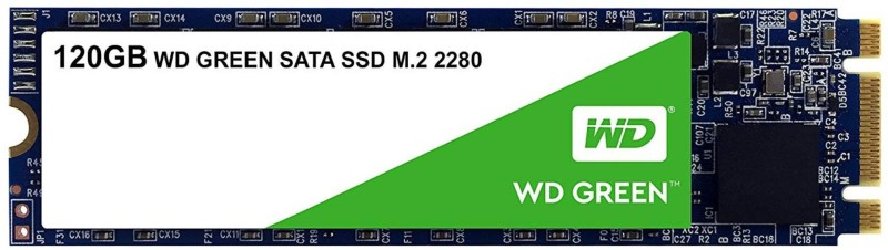 WD GREEN 120 GB Laptop Internal Solid State Drive (M.2 WDS120G2G0B)