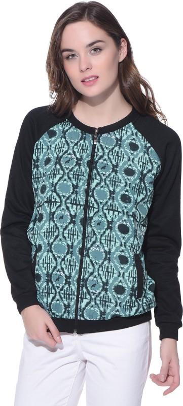 Purys Full Sleeve Printed Women Jacket