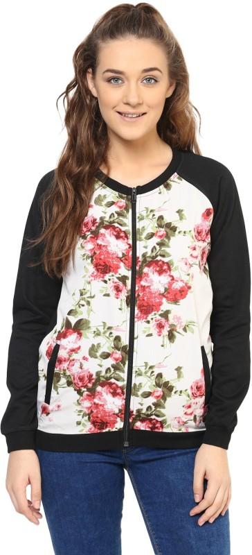 Purys Full Sleeve Printed, Floral Print Women Jacket