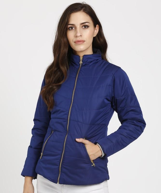 Duke Full Sleeve Solid Women Jacket
