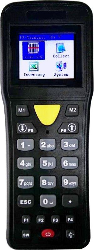 BBS PDT 3E Wireless Barcode Scanner with Memory ( In Built Inventory App) Cordless Portable Scanner