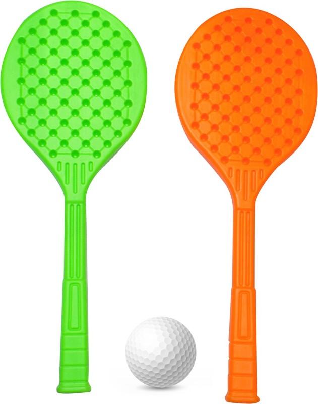 RAAYA Kids Sports , Indoor & Outdoor Table Tennis Racket Set for Kids, Pack of 1 Multicolor Table Tennis Racquet(30 g)