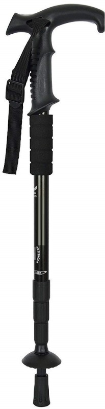 VGS MARKETINGS 3 Section Trekking Pole(Metal)