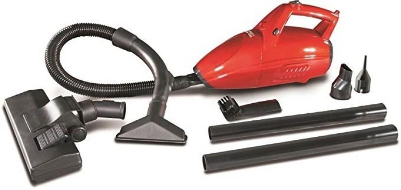Eureka Forbes Super Clean Dry Vacuum Cleaner(Red, Black)