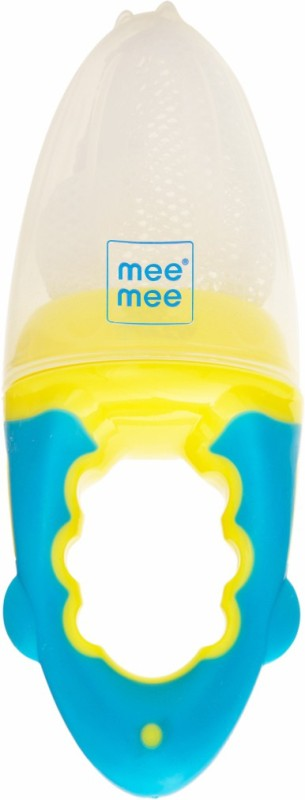 MeeMee Fruit & Food Nutritional Feeder(Dark Blue_Light Blue)