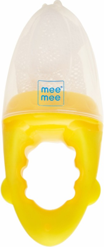 MeeMee Fruit & Food Nutritional Feeder(Orange_Green)