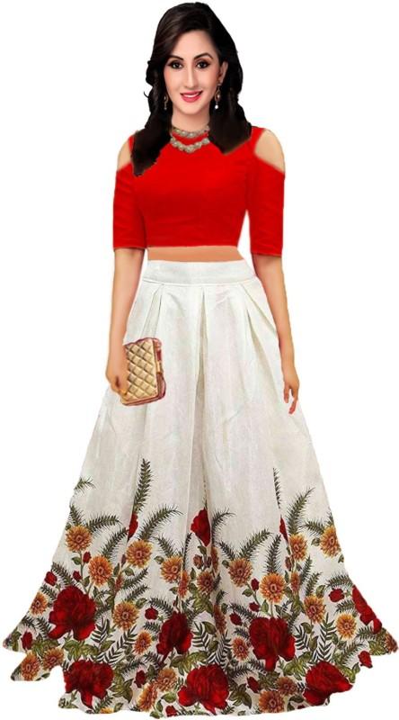esencee Women Top and Skirt Set