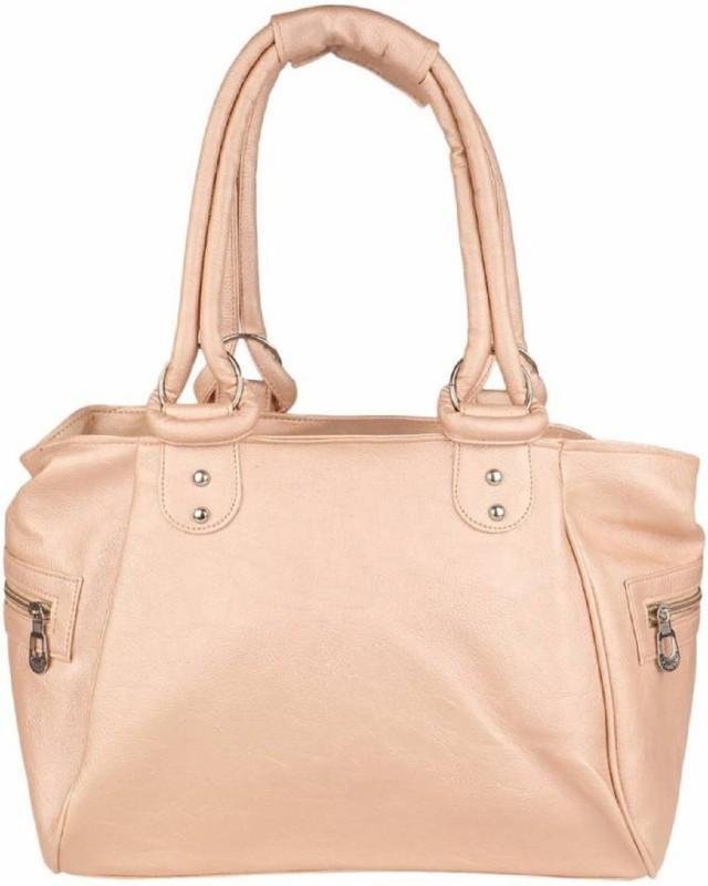 SAHAL Women Beige Shoulder Bag