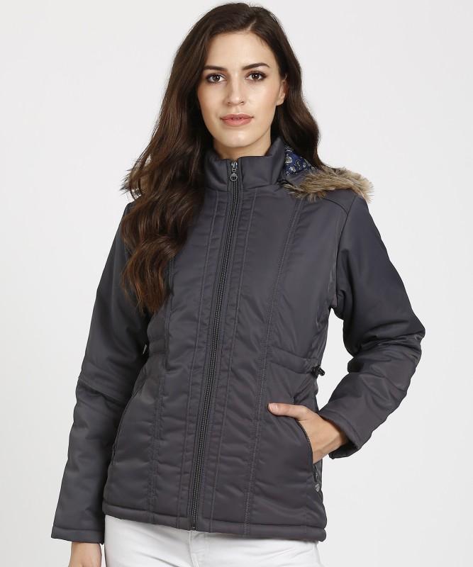 Duke Full Sleeve Solid Women's Jacket