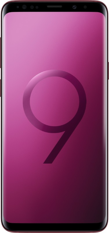 Samsung Galaxy S9 Plus (Burgundy Red, 64 GB)(6 GB RAM)