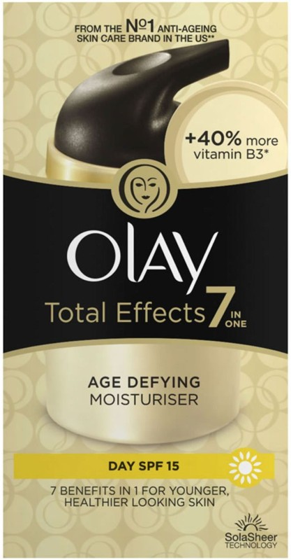 Olay Total Effects 7in1 AntiAgeing Moisturiser SPF15(50 ml)