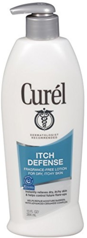 Curel Itch Defense Lotion, 13 Ounce(384 ml)