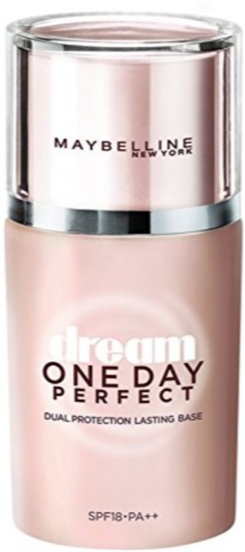Maybelline Dream One Day Perfect Base Primer - 25 ml(Nude)
