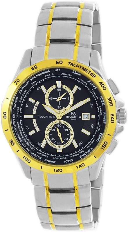 Maxima 46280CMGT Watch - For Men