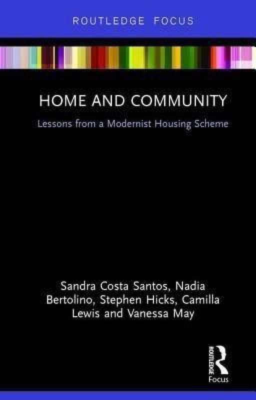 Home and Community(English, Hardcover, Costa Santos Sandra)