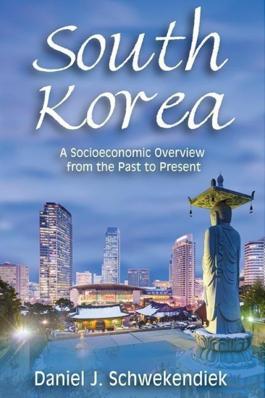 South Korea(English, Hardcover, Schwekendiek Daniel J.)