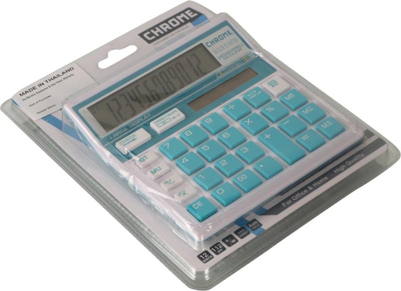 Chrome 9231WL Blister Basic  Calculator(12 Digit)
