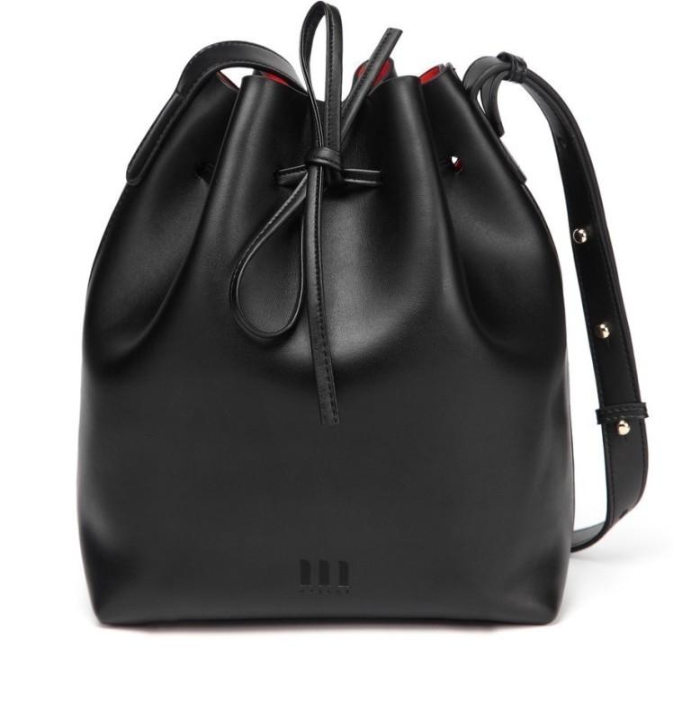 Merlot Black Sling Bag