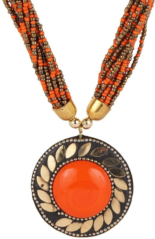 INDIAN FINE COLLECTION Brass Necklace