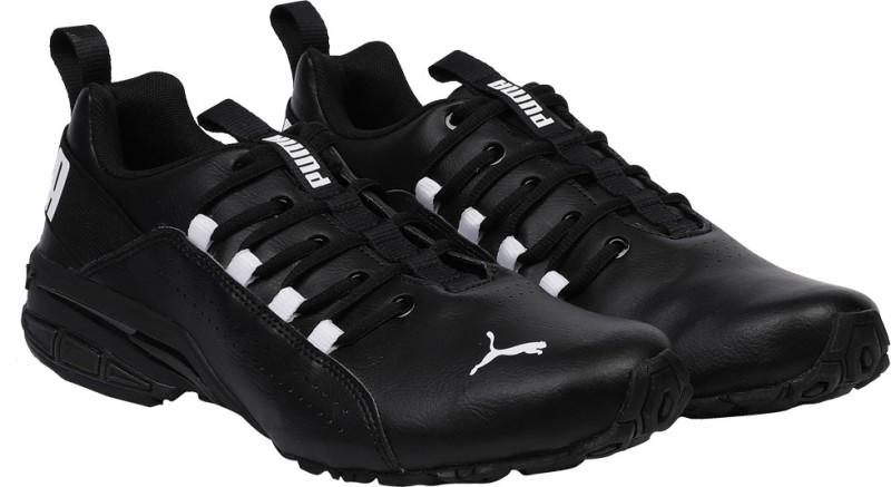 Puma Hexa Dot IDP Puma White Puma Black Puma Running Shoes For Men Black 640cecd66