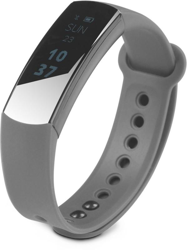 Zebronics Fitness band Smartwatch(Grey Strap Free size)