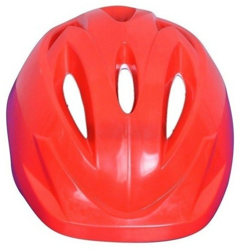 SPORTSHOLIC Super Light Weight Skating Helmet Head Guard For Kids Boys Girls 8 To 12 Years Skating Helmet(Red)