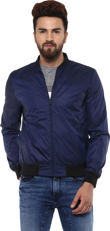 Mufti Full Sleeve Solid Men NA Jacket