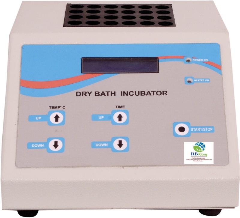 RB King DIGITAL DRY BATH INCUBATOR LABORATORY MEDICAL EQUIPMENT Laboratory Incubator