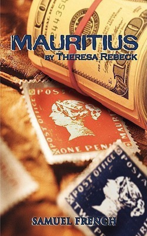 Mauritius(English, Paperback, Rebeck Theresa)
