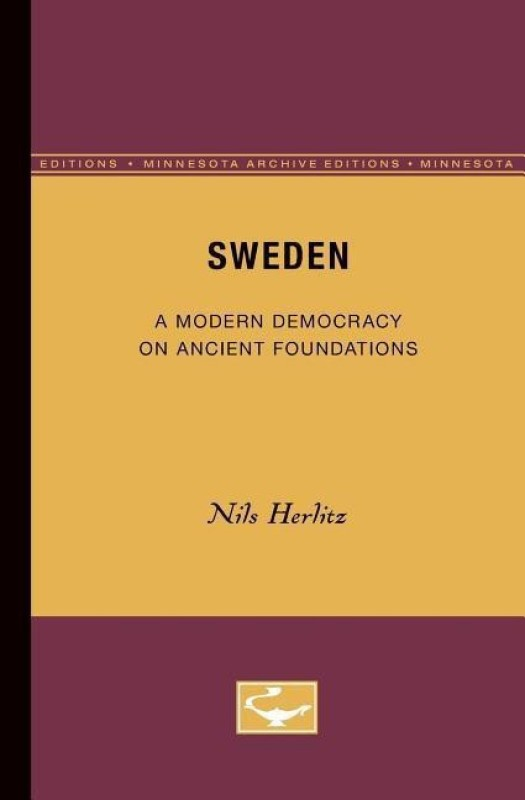 Sweden(English, Paperback, Herlitz Nils)
