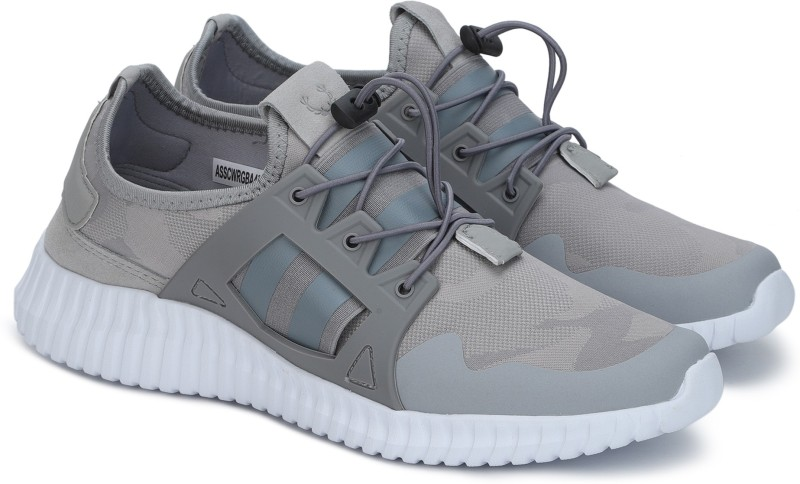 Allen Solly Sneakers For Men(Grey)