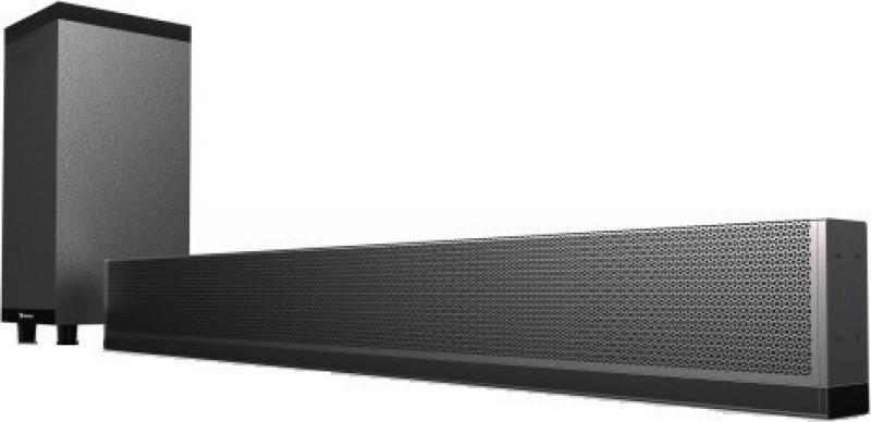 Micromax SB90E 80 Bluetooth Soundbar(Grey, Stereo Channel)