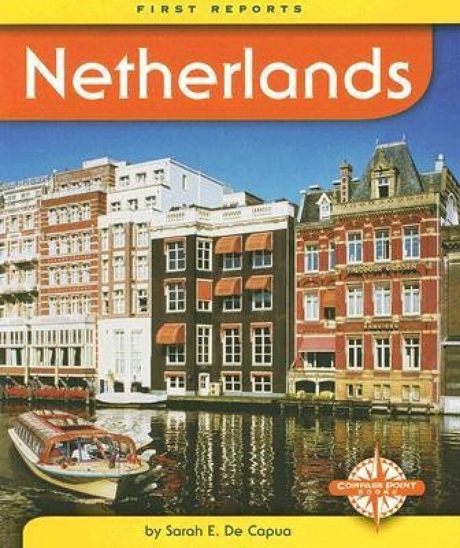 Netherlands(English, Paperback, DeCapua Sarah)