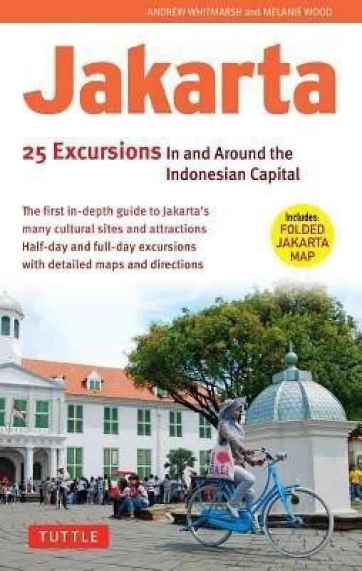 Jakarta(English, Paperback, Whitmarsh Andrew)