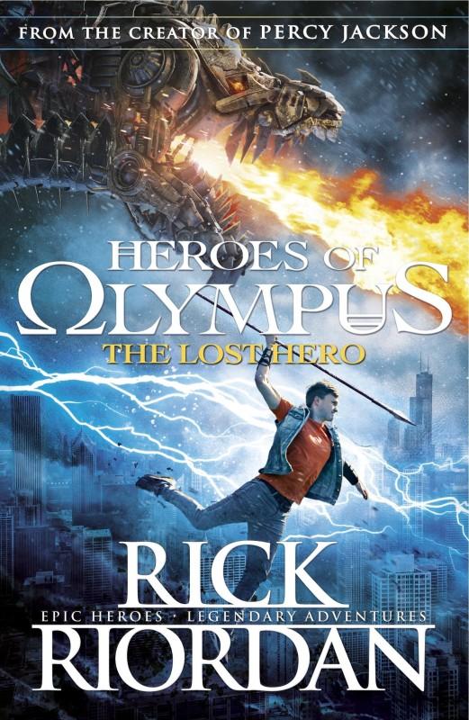 Sci-Fi and Fantasy J K Rowling, Rick Riordan & More