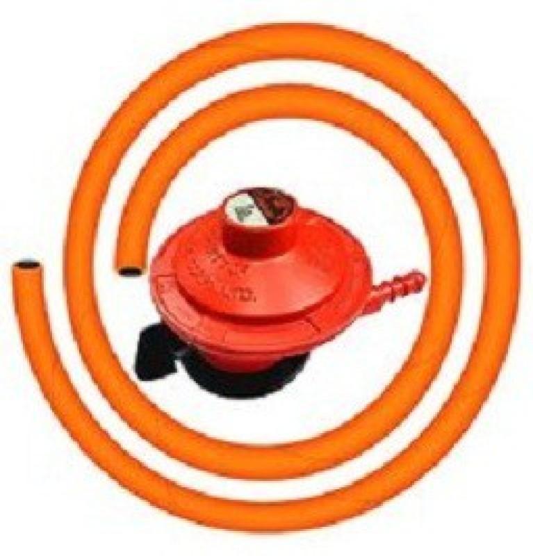 BONDAD HUB Low Pressure Gas Cylinder Regulator(PVC (Polyvinyl Chloride), Aluminium, Iron)