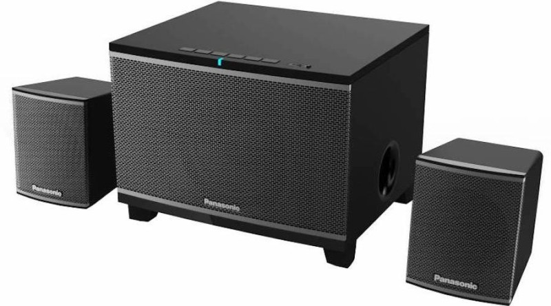 Panasonic SC-HT9GW 2.1 Home Cinema(BLUTOOTH, AUX CABLE, PENDRIVE)