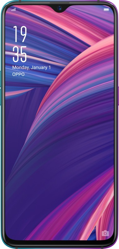 OPPO R17 Pro (Radiant Mist, 8GB RAM, 128GB Storage) With Offer